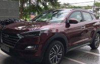Cần bán lại xe Hyundai Tucson năm sản xuất 2020, màu đỏ giá 920 triệu tại Tp.HCM