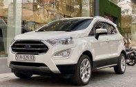 Bán Ford EcoSport 2019, màu trắng, giá 598tr giá 598 triệu tại Tp.HCM