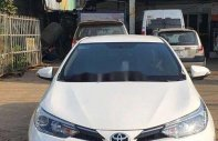 Cần bán lại xe Toyota Vios đời 2019, màu trắng, giá 560tr giá 560 triệu tại Tp.HCM