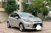 Bán Ford Fiesta đời 2013, màu bạc, chính chủ   giá 240 triệu tại Tp.HCM
