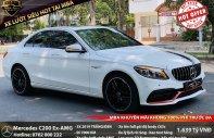 Cần bán xe với giá thấp Mercedes-Benz C200 Exclusive đã độ full body C63s, đời 2019 giá 1 tỷ 639 tr tại Tp.HCM