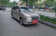 Cần bán gấp Toyota Innova năm sản xuất 2016, màu xám, giá chỉ 540 triệu giá 540 triệu tại Hà Nội