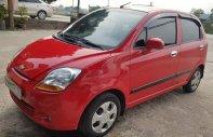 Cần bán gấp Chevrolet Spark 2014, màu đỏ giá 123 triệu tại Thanh Hóa