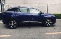 Bán ô tô Peugeot 3008 đời 2019, màu xanh lam, nhập khẩu nguyên chiếc giá 1 tỷ 200 tr tại Hà Nội