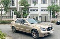 Bán Mercedes AT C200  Class đời 2002, màu bạc giá 158 triệu tại Hà Nội