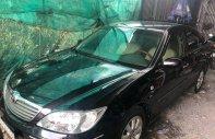 Cần bán Toyota Camry đời 2002, màu đen, nhập khẩu giá 260 triệu tại Cần Thơ