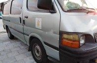 Cần bán lại xe Toyota Hiace đời 2000, màu bạc xe gia đình, giá chỉ 28 triệu giá 28 triệu tại Hà Nội