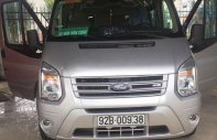 Cần bán lại xe Ford Transit đời 2015, màu bạc giá 500 triệu tại Quảng Nam