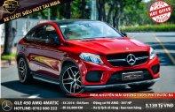 Siêu phẩm giá rẻ với chiếc Mercedes-Benz GLE 450, đời 2016, màu đỏ, giao xe nhanh giá 3 tỷ 139 tr tại Tp.HCM
