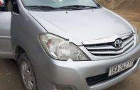 Cần bán xe Toyota Innova 2010, màu bạc, giá 305tr giá 305 triệu tại Hải Phòng