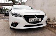 Bán xe đã qua sử dụng: Mazda 3 đời 2016, màu trắng giá 525 triệu tại Tp.HCM