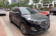 Bán Hyundai Tucson sản xuất năm 2018, màu đen giá 875 triệu tại Hà Nội