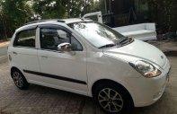 Cần bán Chevrolet Spark 2009, màu trắng giá 117 triệu tại Đồng Nai