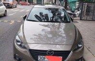 Bán xe Mazda 3 sản xuất năm 2015, màu bạc, chính chủ giá 545 triệu tại Hà Nội