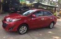 Cần bán Toyota Vios năm sản xuất 2019, màu đỏ, chính chủ giá 530 triệu tại Tp.HCM