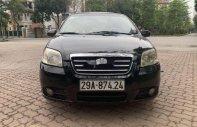 Bán Daewoo Gentra sản xuất 2008, màu đen, giá 145tr giá 145 triệu tại Hà Nội