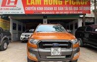 Bán gấp chiếc Ford Ranger Wildtrak 3.2 AT, sản xuất 2015, xe nhập, giá cạnh tranh giá 669 triệu tại Hà Nội