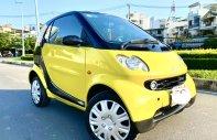 Bán lại Mercedes Smart sản xuất 2005, màu vàng, nhập khẩu nguyên chiếc giá 225 triệu tại Tp.HCM