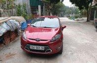 Bán ô tô Ford Fiesta sản xuất năm 2013, màu đỏ  giá 325 triệu tại Hà Nội