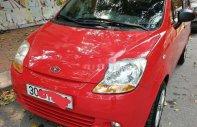 Cần bán lại xe Daewoo Matiz năm 2009, màu đỏ, nhập khẩu Hàn Quốc giá 119 triệu tại Hà Nội