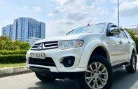 Cần bán Mitsubishi Pajero Sport đời 2017, màu trắng, nhập khẩu, giá thấp giá 590 triệu tại Tp.HCM