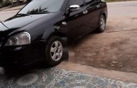 Cần bán gấp Chevrolet Lacetti đời 2011, màu đen, 180 triệu giá 180 triệu tại Nghệ An