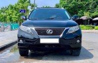 Cần bán lại xe Lexus RX 350 đời 2009, màu đen, nhập khẩu Mỹ giá 1 tỷ 250 tr tại Hà Nội