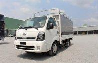 Hỗ trợ mua xe giá thấp với chiếc Thaco Kia K200 sản xuất 2020, màu trắng, giá tốt giá 335 triệu tại Tp.HCM