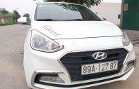 Bán Hyundai Grand i10 sản xuất năm 2018, màu trắng, nhập khẩu   giá 330 triệu tại Hà Nội