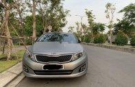 Bán Kia Optima sản xuất năm 2014, màu xám, nhập khẩu   giá 639 triệu tại Tp.HCM