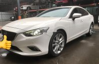 Cần bán Mazda 6 năm 2014, màu trắng, chính chủ giá 630 triệu tại Hà Nội