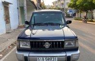 Bán Ssangyong Musso đời 1998, màu xanh lam, nhập khẩu   giá 79 triệu tại Tp.HCM