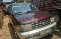 Bán xe Toyota Zace sản xuất năm 2002, màu đỏ, xe nhập giá cạnh tranh giá 175 triệu tại Bình Dương