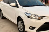 Bán ô tô Toyota Vios đời 2016, màu trắng, số sàn giá 380 triệu tại Thanh Hóa