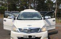 Gia đình cần bán nhanh Toyota Innova 2.0G đời 2010, màu trắng, giá thấp  giá 325 triệu tại Lâm Đồng