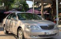 Cần bán xe Toyota Camry 2004, màu bạc, giá 350tr giá 350 triệu tại Bình Dương