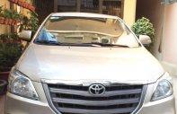 Gia đình cần bán chiếc Toyota Innova E sản xuất năm 2015, màu bạc, giá tốt, giao nhanh giá 485 triệu tại Tp.HCM