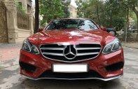 Bán Mercedes E250 AMG sản xuất năm 2015, màu đỏ, xe nhập chính chủ giá 1 tỷ 250 tr tại Hà Nội
