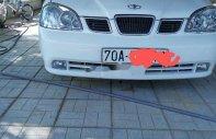 Bán xe Daewoo Lacetti đời 2004, màu trắng, nhập khẩu giá 140 triệu tại Tây Ninh