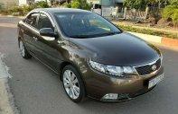 Cần bán lại xe Kia Forte đời 2013, màu nâu, giá chỉ 328 triệu giá 328 triệu tại Gia Lai