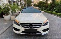 Bán Mercedes sản xuất năm 2017, màu trắng giá 1 tỷ 580 tr tại Hà Nội