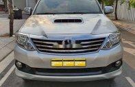 Cần bán gấp Toyota Fortuner MT năm 2014, màu bạc như mới giá 679 triệu tại Hậu Giang