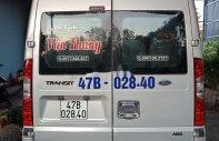 Bán ô tô Ford Transit sản xuất năm 2012, màu bạc, giá chỉ 290 triệu giá 290 triệu tại Đắk Lắk