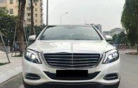 Cần bán xe Mercedes S class đời 2014, màu trắng giá 2 tỷ 460 tr tại Tp.HCM
