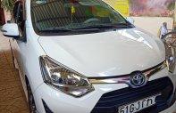 Bán ô tô Toyota Wigo năm 2018, màu trắng, nhập khẩu nguyên chiếc giá 385 triệu tại Tp.HCM
