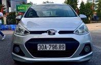 Cần bán lại xe Hyundai Grand i10 đời 2016, màu bạc, xe nhập, 285 triệu giá 285 triệu tại Hà Nội