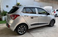 Bán xe Hyundai Grand i10 1.2AT năm sản xuất 2017, màu bạc giá 348 triệu tại Hà Nội