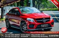 Bán Mercedes GLE 450 4matic Coupe sản xuất năm 2016, màu đỏ, nhập khẩu giá 3 tỷ 139 tr tại Tp.HCM