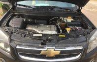 Cần bán xe Chevrolet Captiva sản xuất năm 2011, màu đen xe gia đình giá 280 triệu tại Hà Nội
