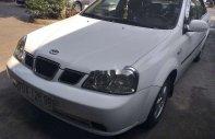 Bán Daewoo Lacetti năm 2004, màu trắng, giá tốt giá 119 triệu tại Bình Dương